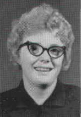 1965 Portia in ECU Yearbook